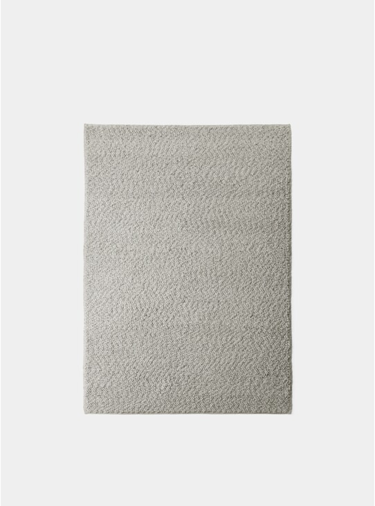 Grey Gravel Rug