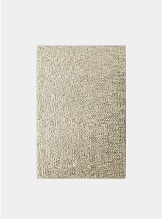 Ivory Gravel Rug