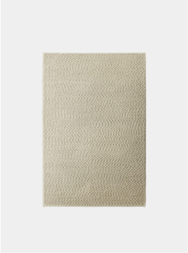 Ivory Small Gravel Rug