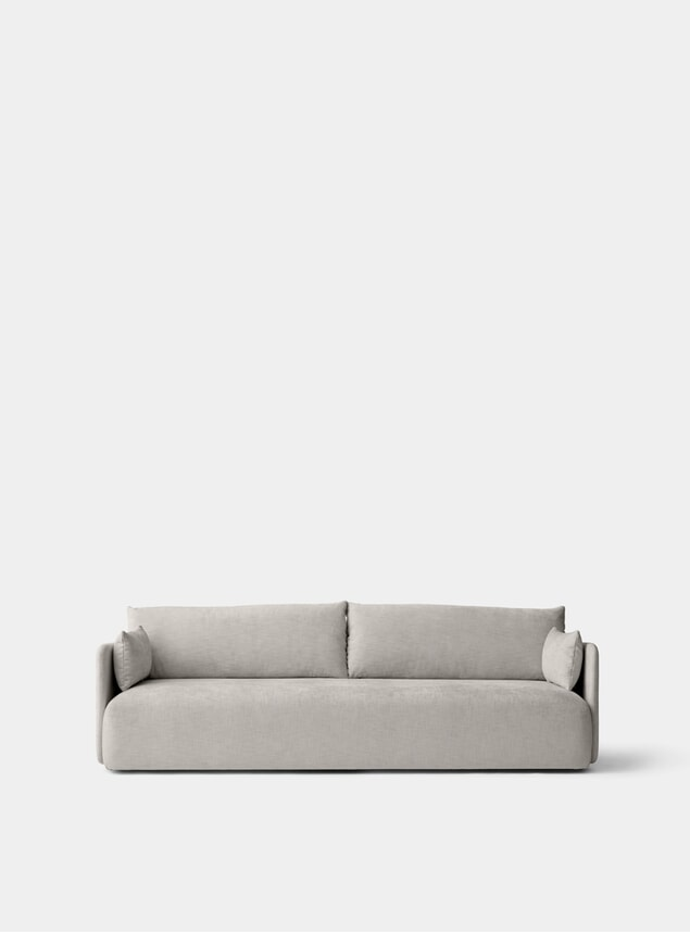 Maple Offset 3 Seater