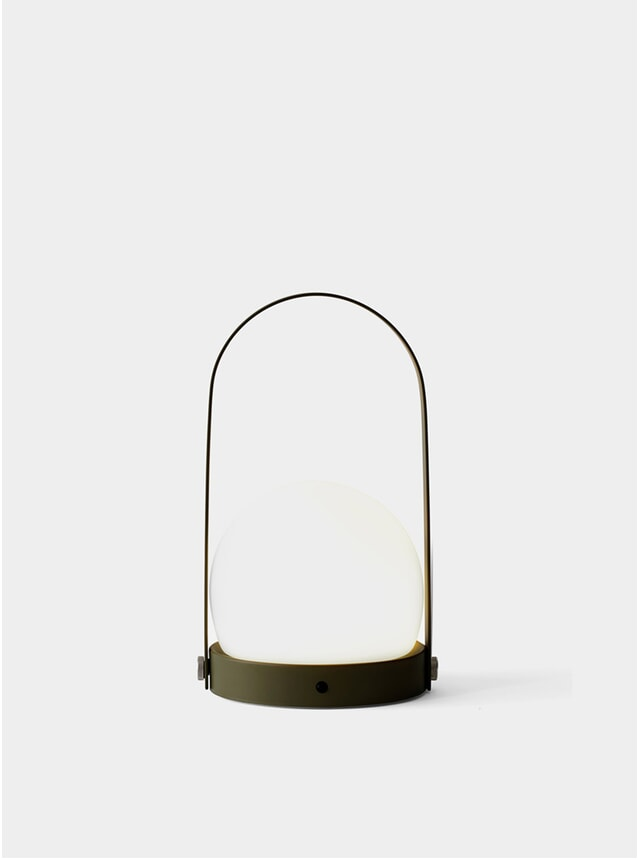Olive Carrie LED Lamp