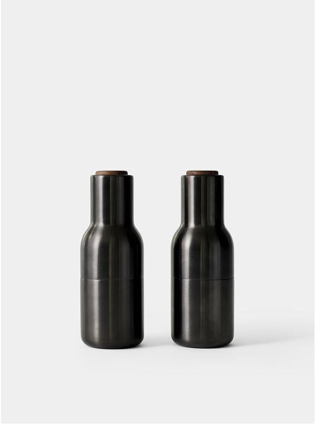 Pre-Order Bronzed Brass Bottle Grinder