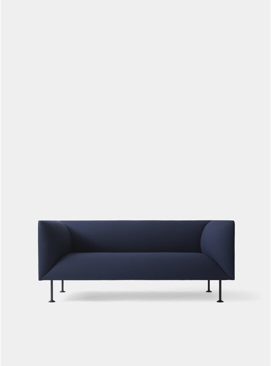 Royal Blue Godot 2 Seater