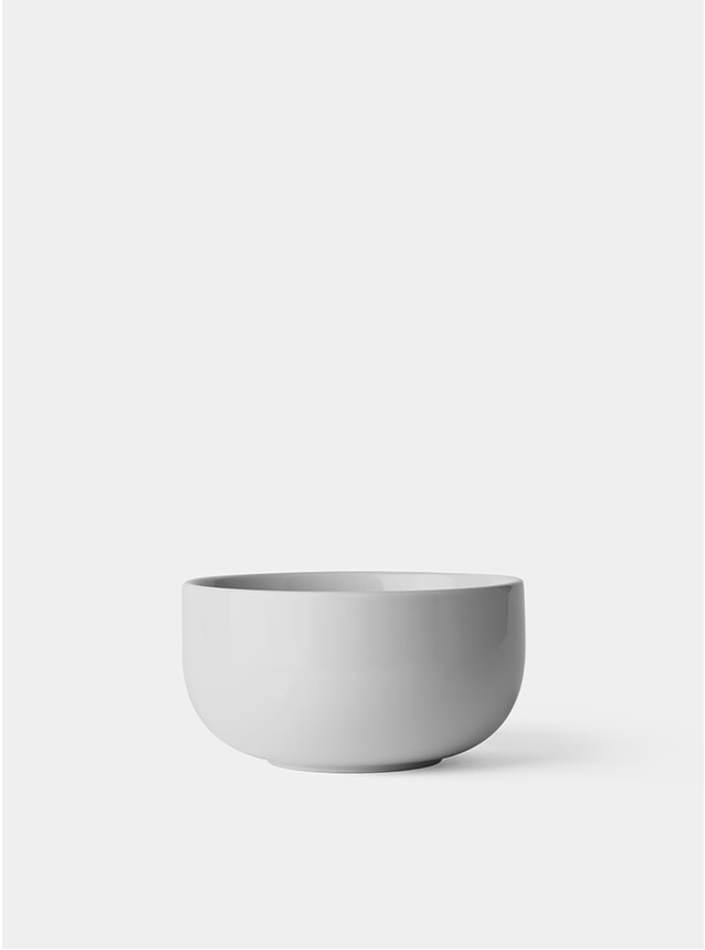 Smoke Ø10cm New Norm Bowl Set of 4