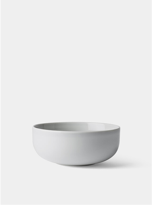 Smoke Ø13.5cm New Norm Bowl Set of 4