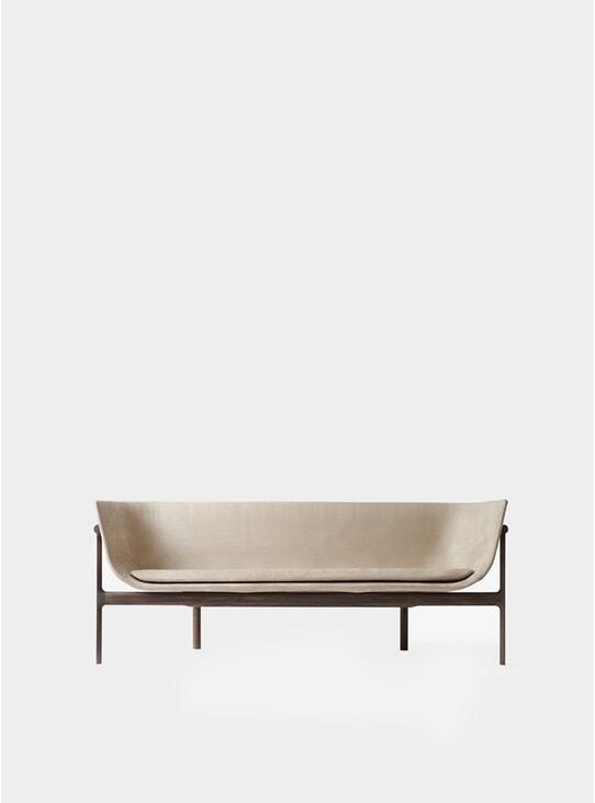 Smoked Oak Tailor Sofa