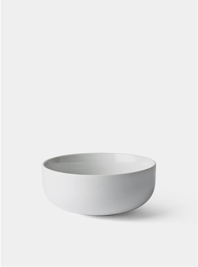 White Ø13.5cm New Norm Bowl Set of 4