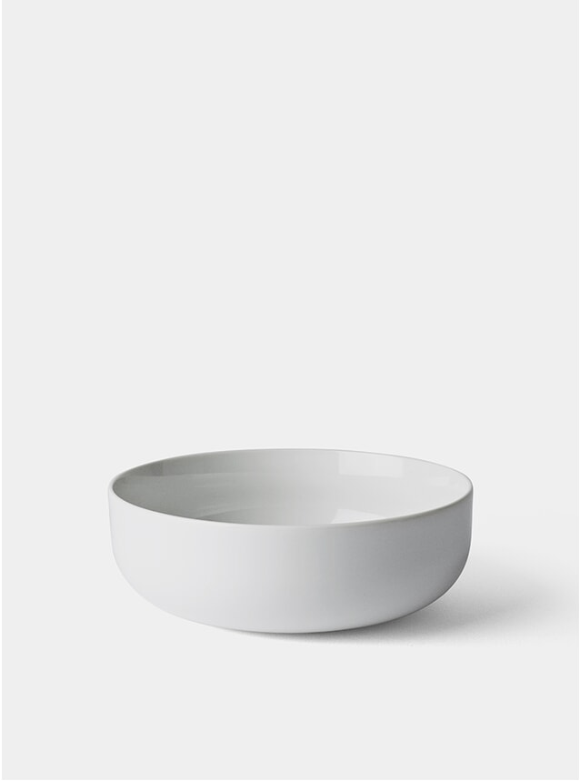White Ø17.5cm New Norm Bowl Set of 4