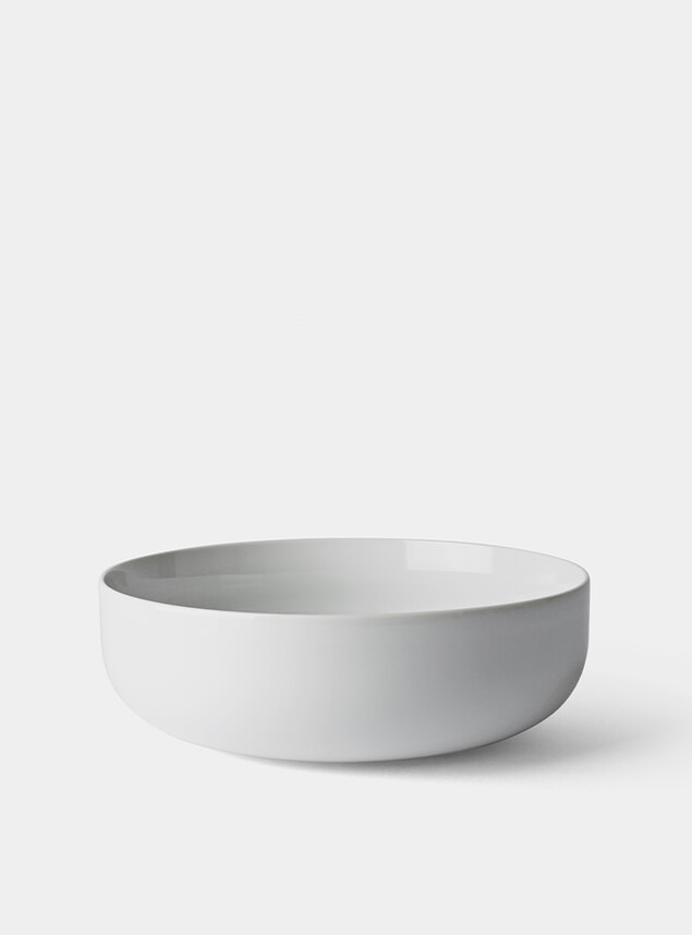 White Ø21.5cm New Norm Bowl Set of 4