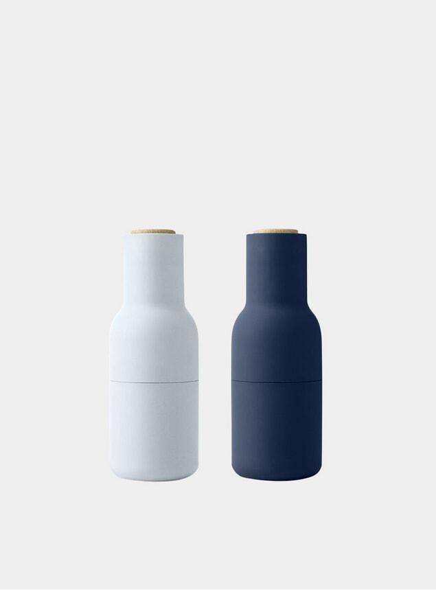 Blue Bottle Grinder 2 Pack