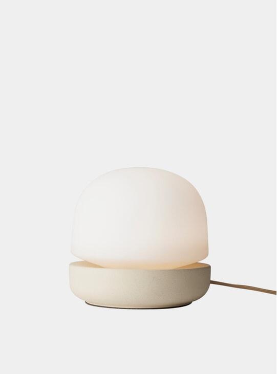 Sand Stone Lamp