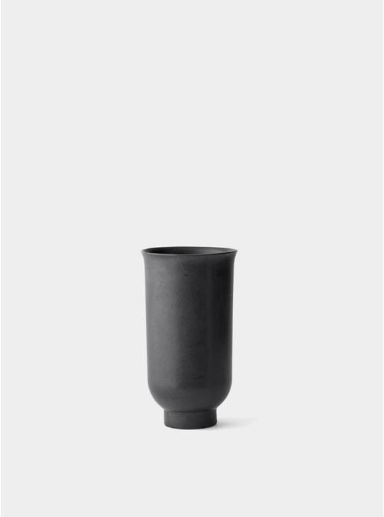 Black Cyclades Vase