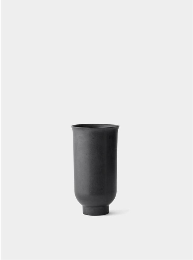 Black Cyclades Vase