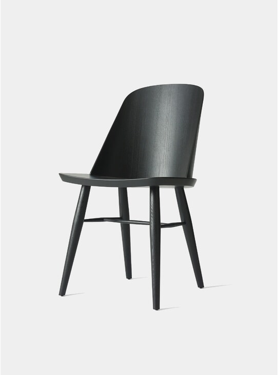 Black Synnes Dining Chair