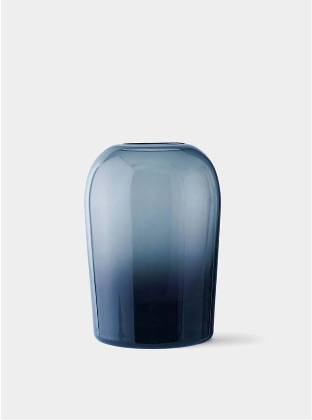 Large Midnight Blue Troll Vase