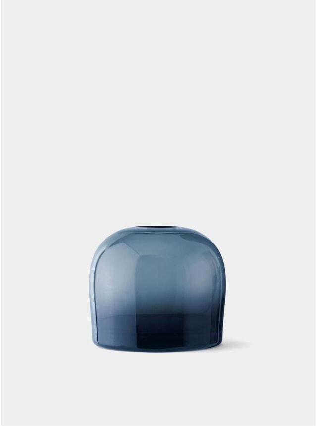 Medium Midnight Blue Troll Vase