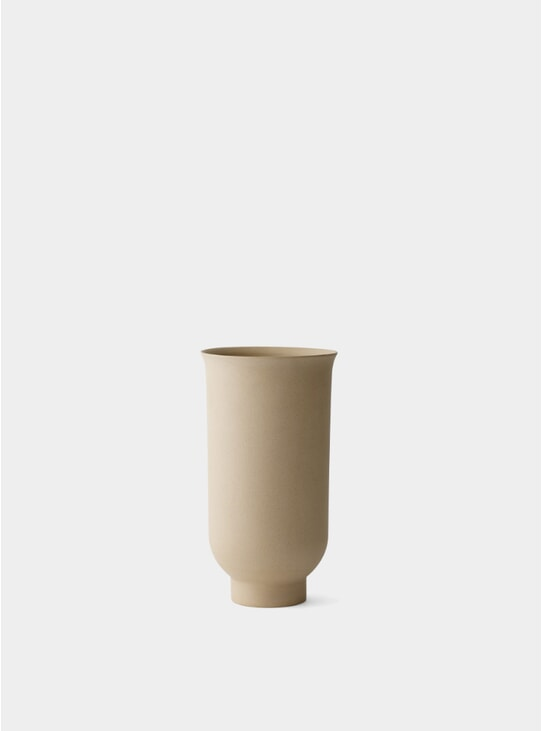 Sand Cyclades Vase