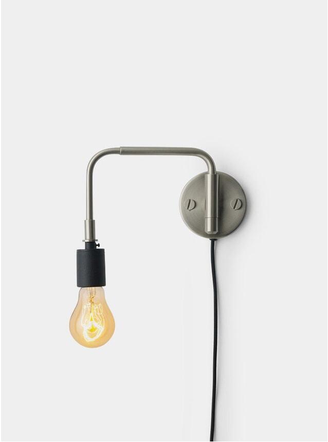 Steel Staple Lamp Tribeca