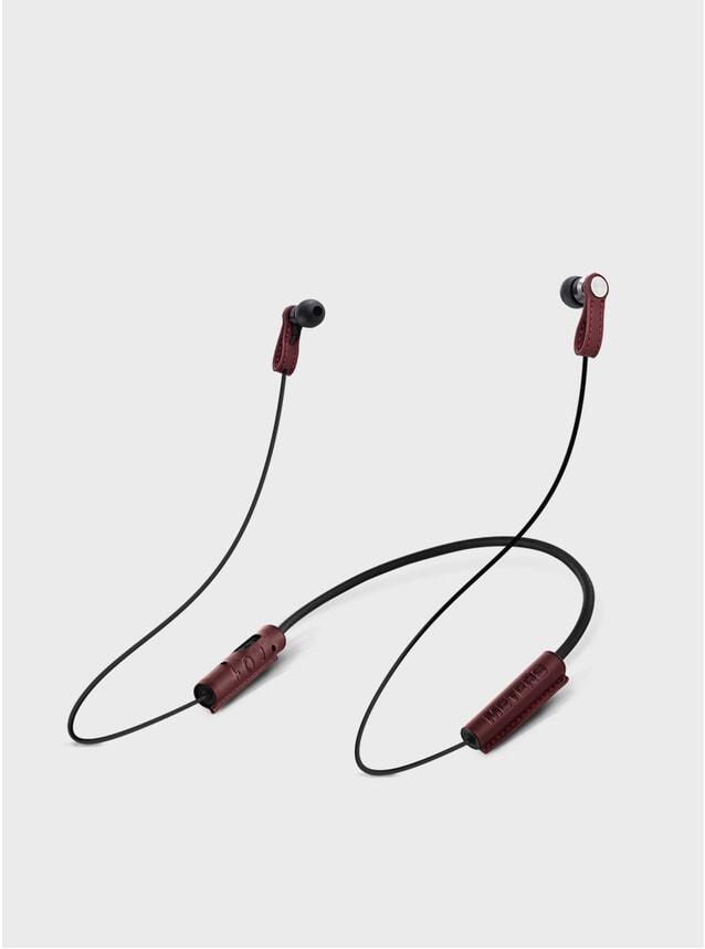 Red M-Ears BT Wireless Earphones