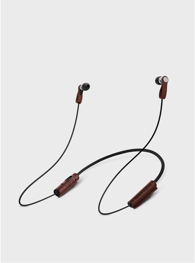 Tan M-Ears BT Wireless Earphones