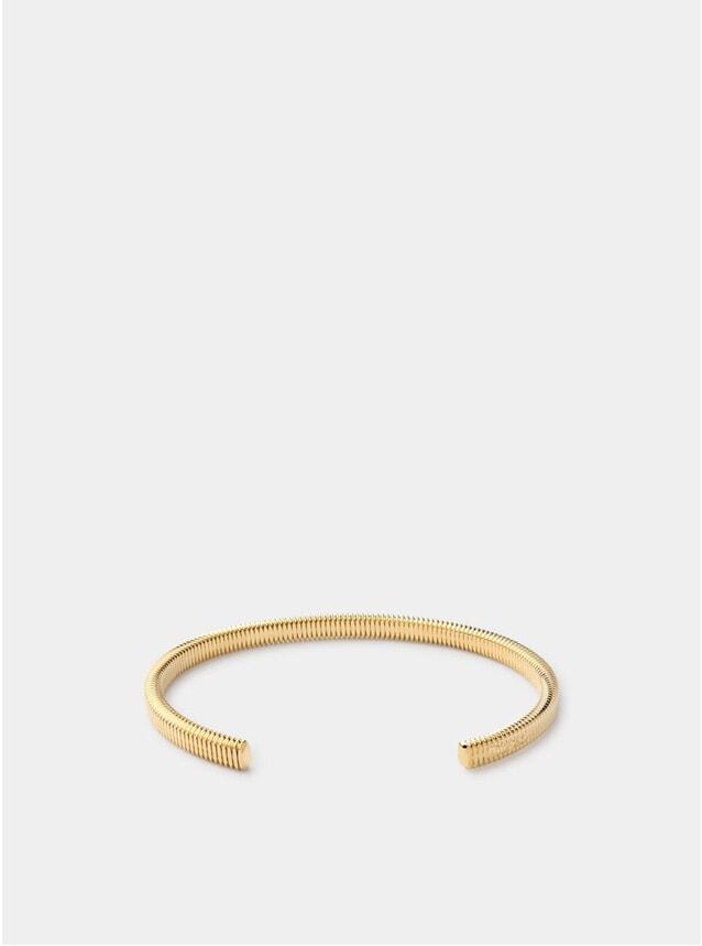 Gold Thread Cuff