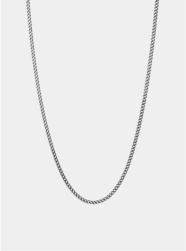 Sterling Silver 3mm Chain Necklace