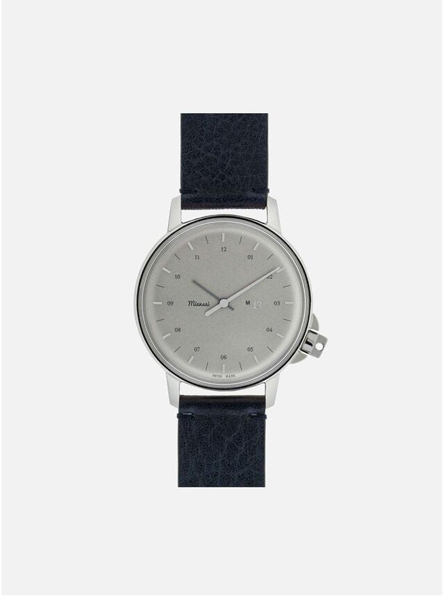 M12 Swiss Steel Watch - Dusk Strap