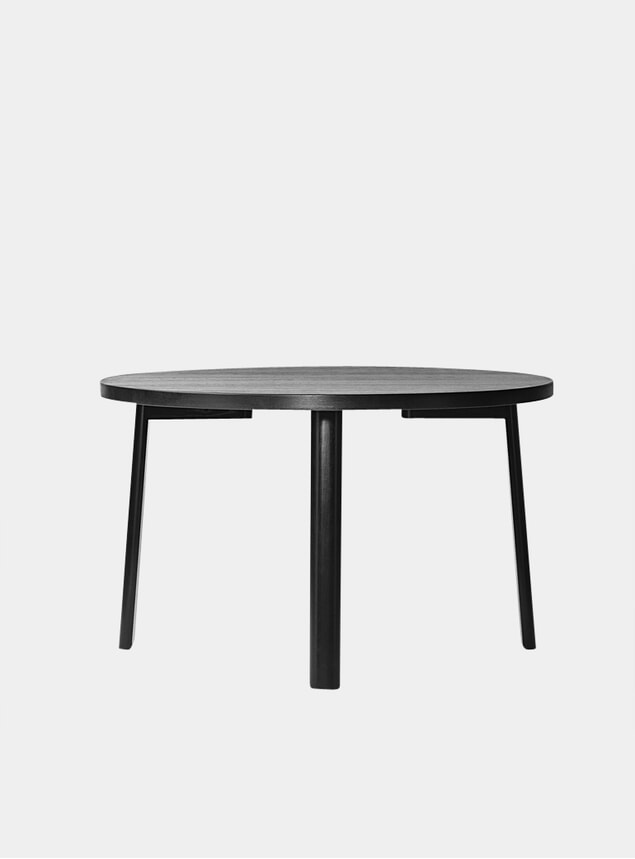 Black Oak Large Ease Dining Table