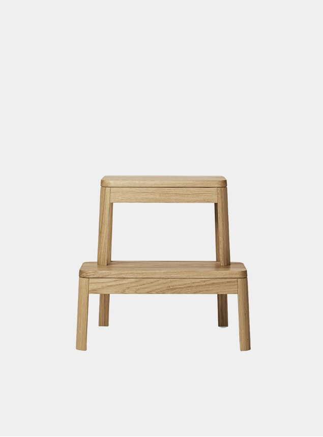 Natural Oak Arise Stool