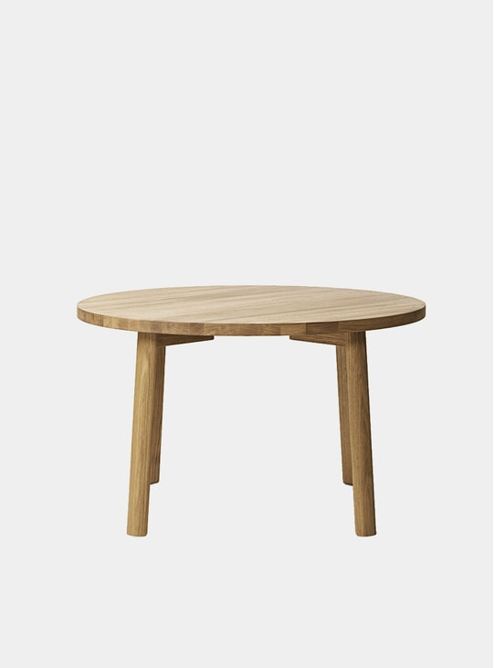 Natural Oak Ease Dining Table