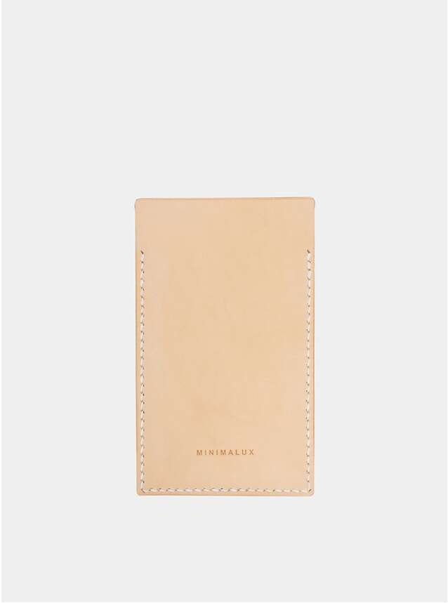 Leather Iphone Sleeve