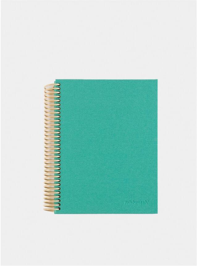 Mint Green Easy Breezy Regular Notebook