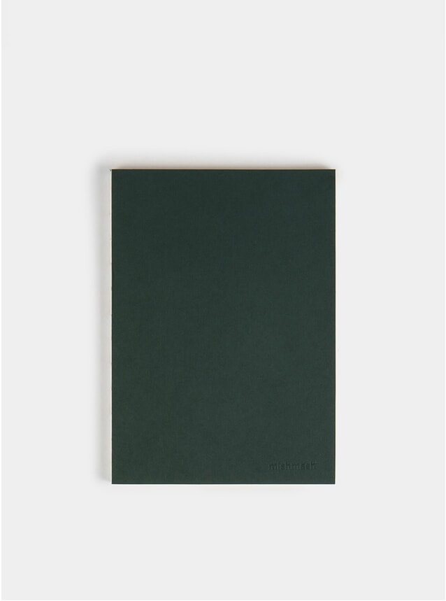 Holy Golden Racing Green Regular Notebook