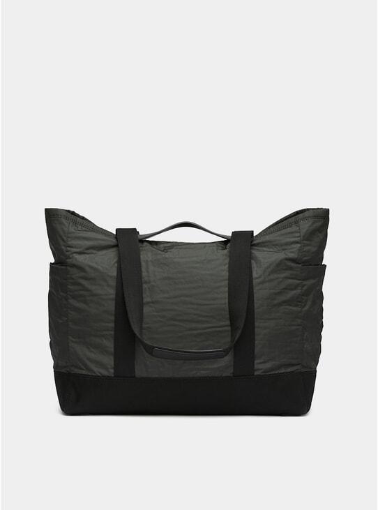 Beluga / Black M/S Interlude Bag