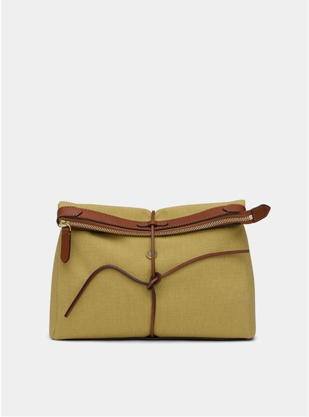 Dandelion / Cuoio Carry Bag