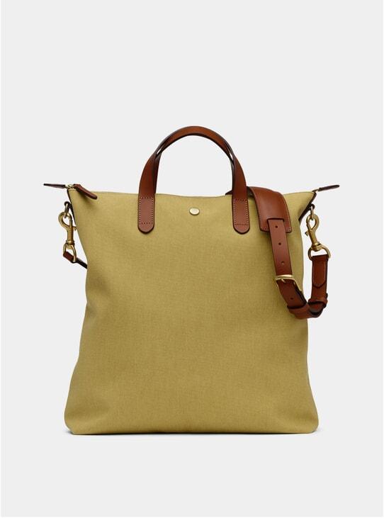 Dandelion / Cuoio M/S Shopper