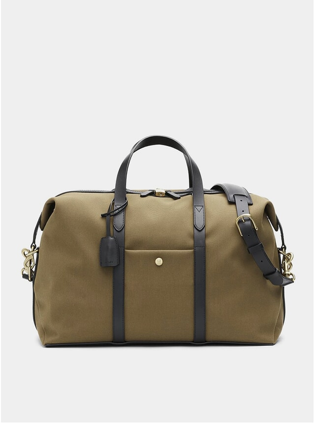 Khaki / Black M/S Avail Weekender