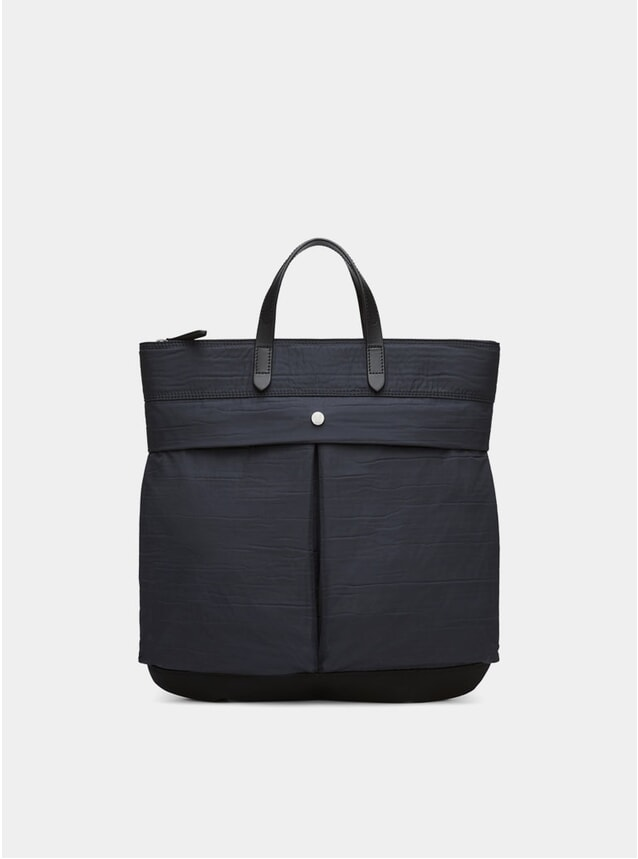 Moonlight Blue / Black M/S Helmet Bag