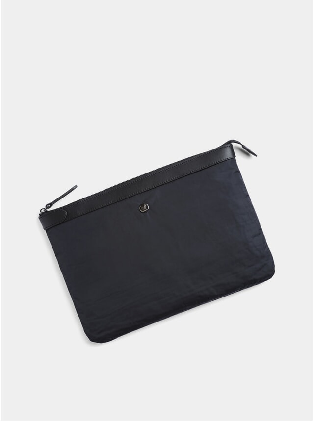 Moonlight Blue / Black M/S Large Pouch