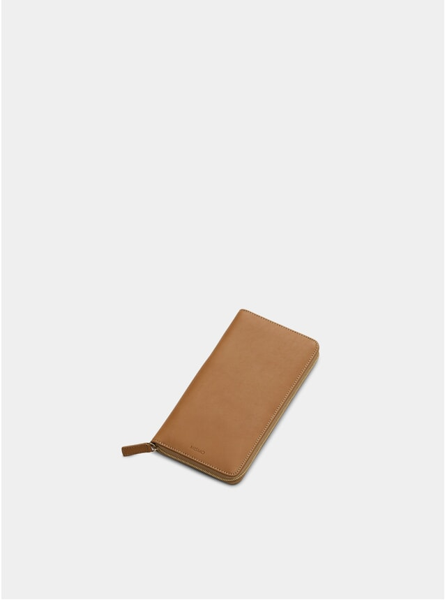 Natural Travel Wallet