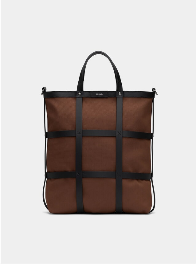 Primer Red / Black M/S Grid Shopper