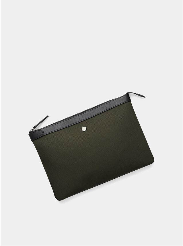 Skagerrak / Black Large M/S Pouch