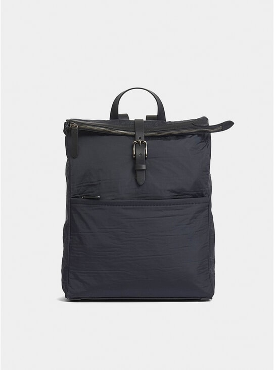 Blue / Black M/S Express Backpack