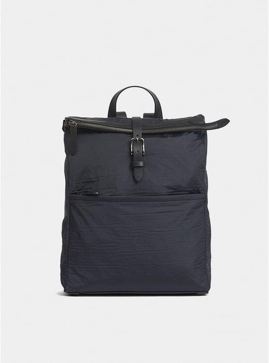 Moonlight Blue / Black M/S Express Backpack