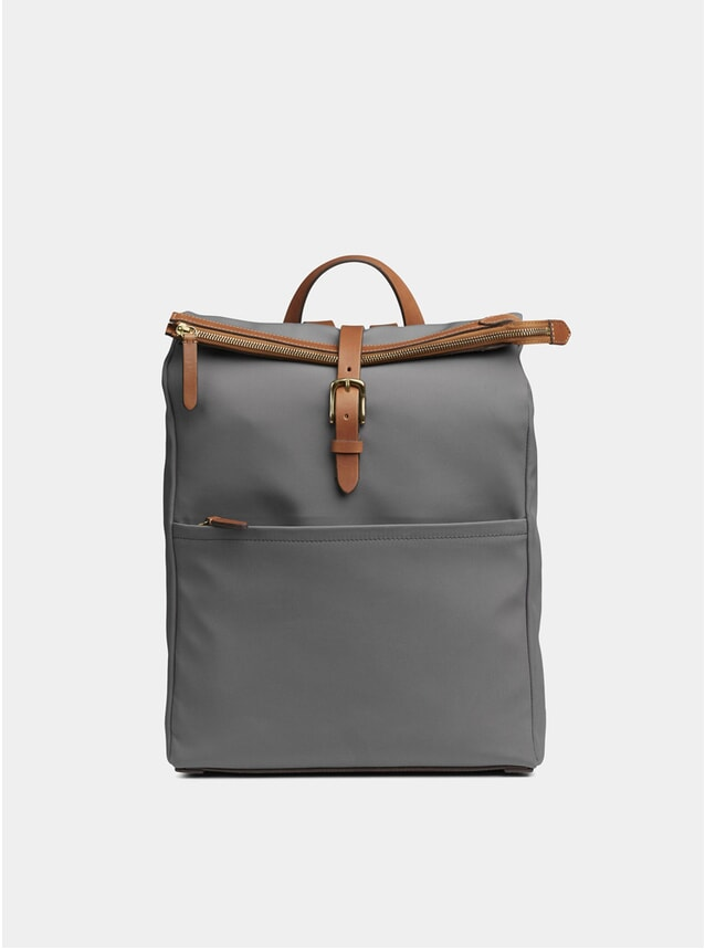 Concrete / Cuoio M/S Express Backpack