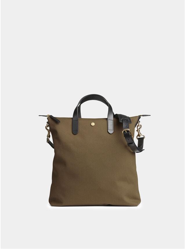 Khaki / Black MS Shopper