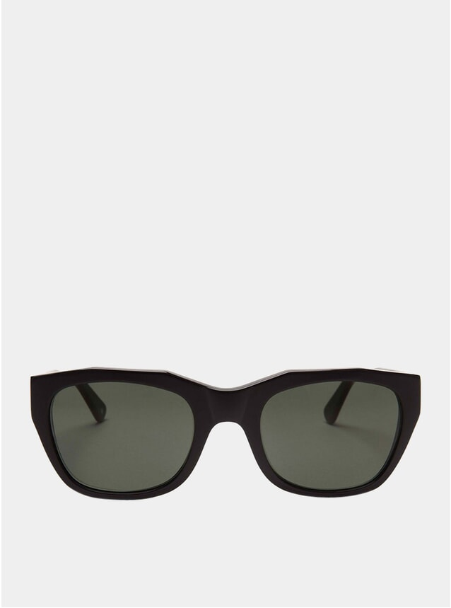 Black / Green Gracia Sunglasses