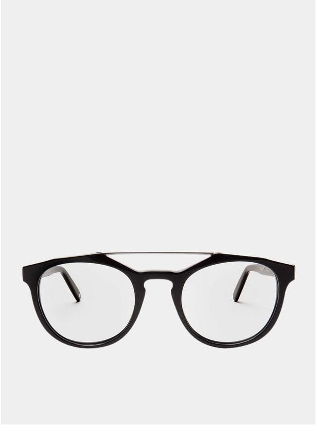 Black Kreuzberg Glasses