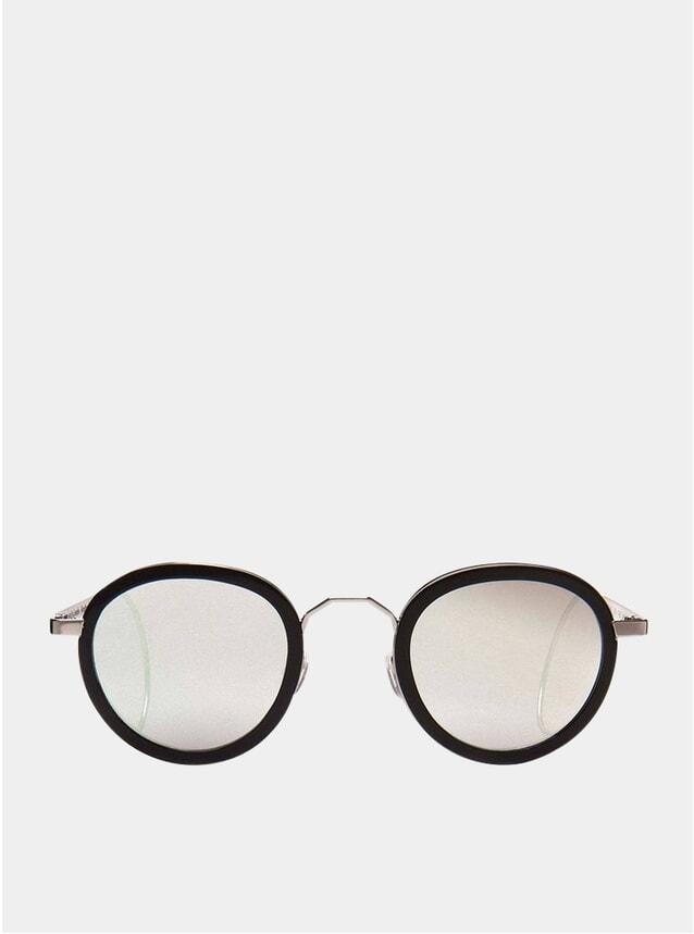 Black / Mirror London Fields Sunglasses