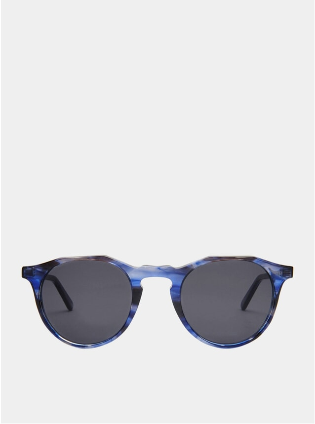 Blue Havana / Grey Kallio Sunglasses